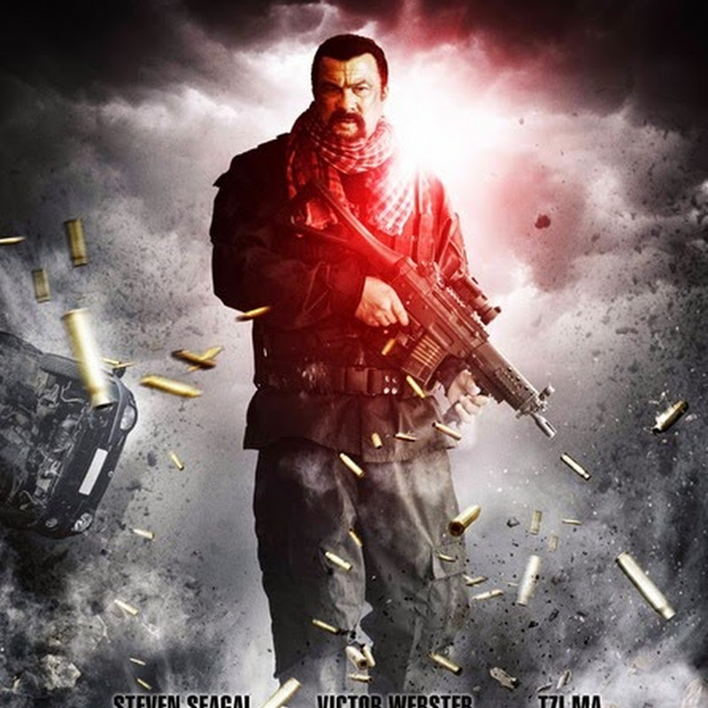 "Steven Seagal Returns to Action in ""A Good Man"""