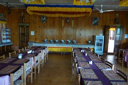 Cazare Bhutan: hotel restaurant YT Punakha
