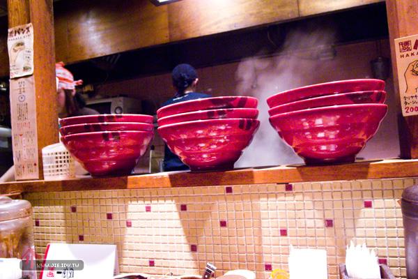 日本輕井澤拉麵店