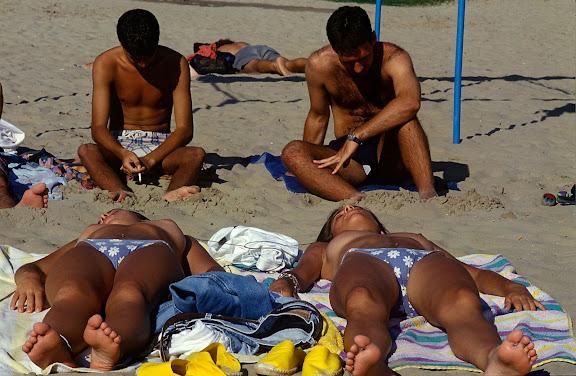 Cala dels Crancs. Salou, Tarragonès, Tarragona 1996