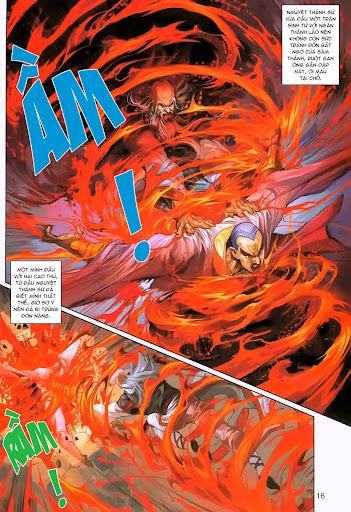 Tân Tác Long Hổ Môn Chap 230 page 16 - Truyentranhaz.net