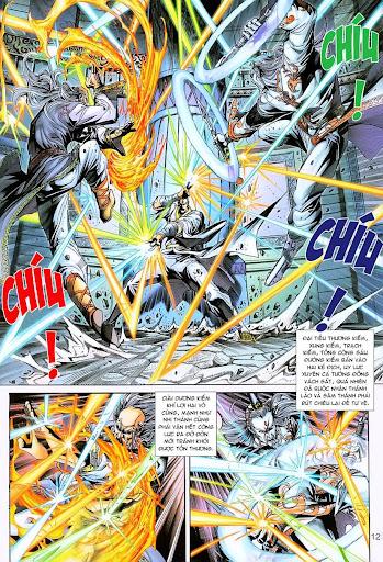 Tân Tác Long Hổ Môn Chap 230 page 12 - Truyentranhaz.net