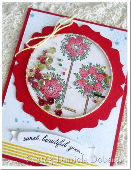 Sweet beautiful you  close 2 by Daniela Dobson
