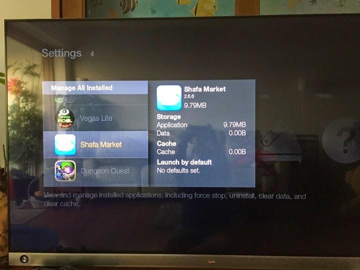 Mini Liew: Side Load PPTV on Amazon Fire TV