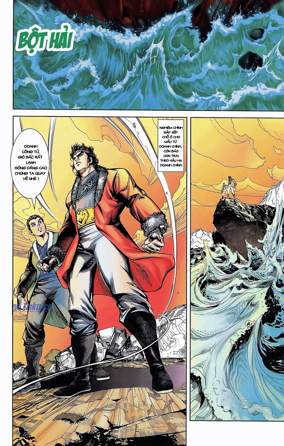 Tần Vương Doanh Chính chapter 5 trang 29