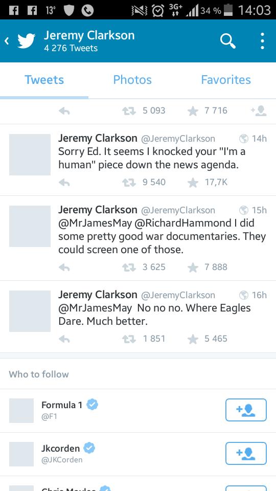 6d067d3ce ... Jeremyho. Zatial mu všetko bez problémov prešlo. Ja osobne očakávam že  to dopadne finančným trestom pre Jeremyho. Som si ale istý že o Jeremyho ...