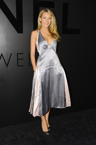 Blake Lively CHANEL FINE JEWELRY Celebrates