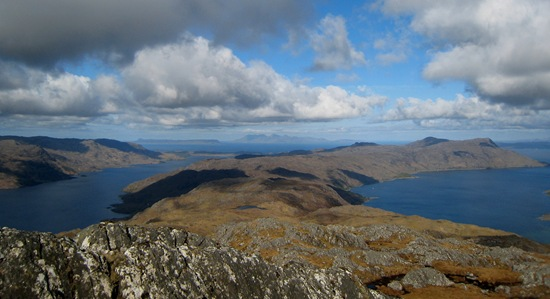 EIGG & RUM: NORTH MORAR RIDGE
