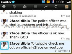 Tuface Idibia And Matthew Ohio Saves Police Officer Shot And Left To Die 2