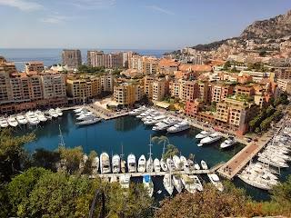 Fontvieille à Monaco