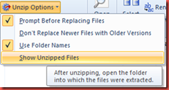 SQLScientist com: Unzip all * zip files from folder including child