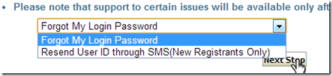 select-forget-my-login-password