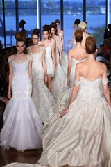 M Ines Di Santo Bridal Fall 2014 - Couture Collection-10