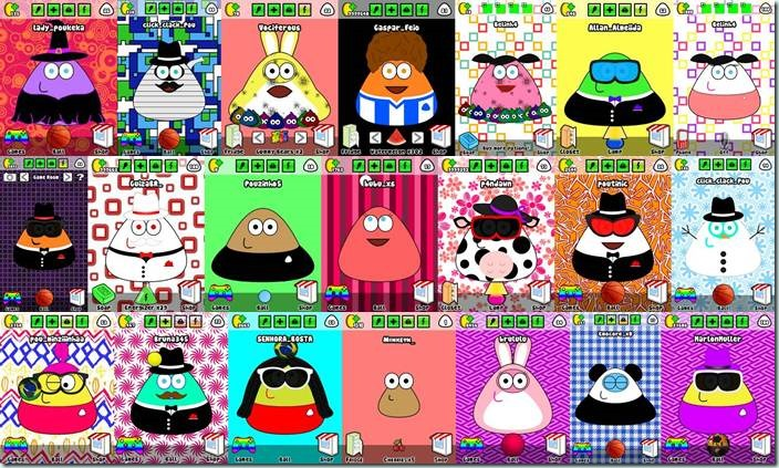 Pou no Tablet