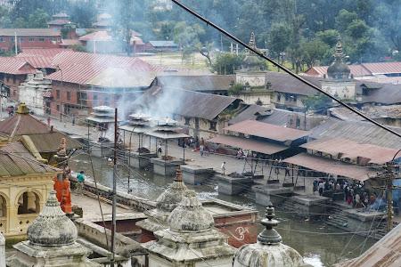 Obiective turistice Nepal: Templul Pashupatinath