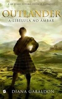 A Libélula no Âmbar, por Diana Gabaldon