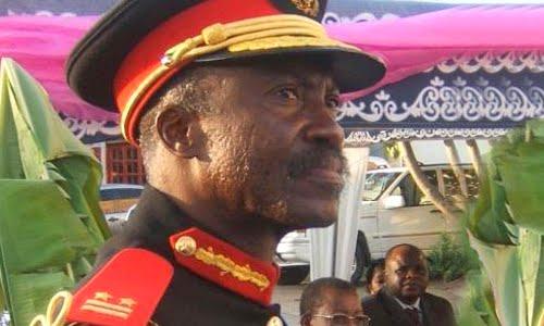 Le général Faustin Munene.