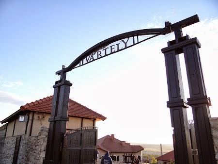 Drumul vinului -Basarabia: Chateau Vartely