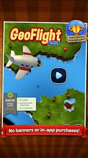 GeoFlight Germany: Geography- screenshot thumbnail