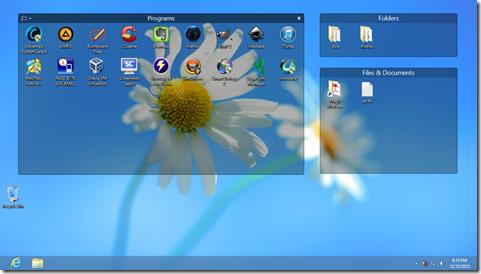 Windows 8's Desktop