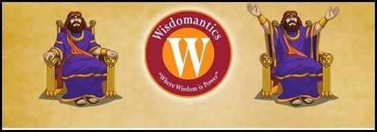 Wisdomantics Banner