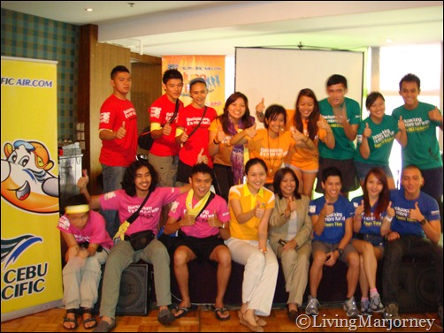 Cebu Pacific's Juan for Fun: 5 Teams Set Off on the Ultimate Phil. Backpacking Challenge