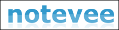 Notevee logo