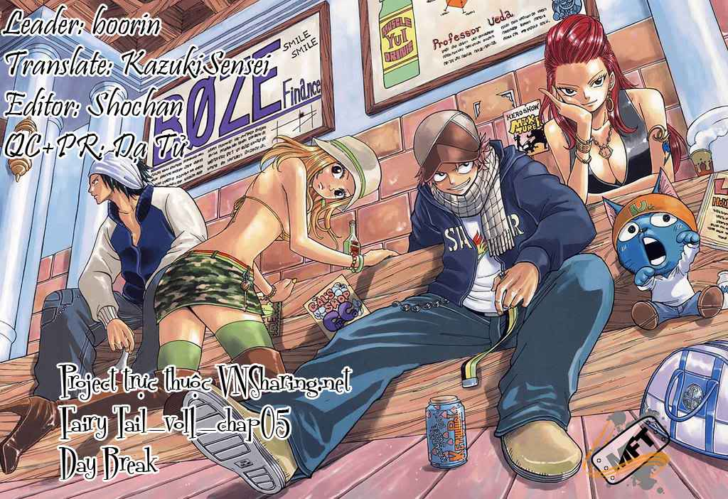 Fairy Tail Chap 5