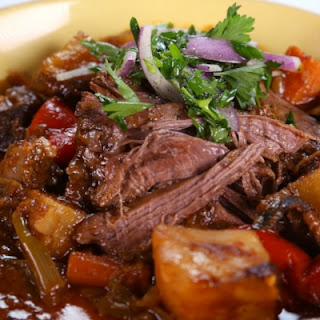 Michael Symon's Braised Pot Roast