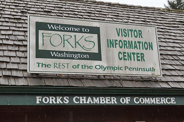 Forks, Visitor Information Center