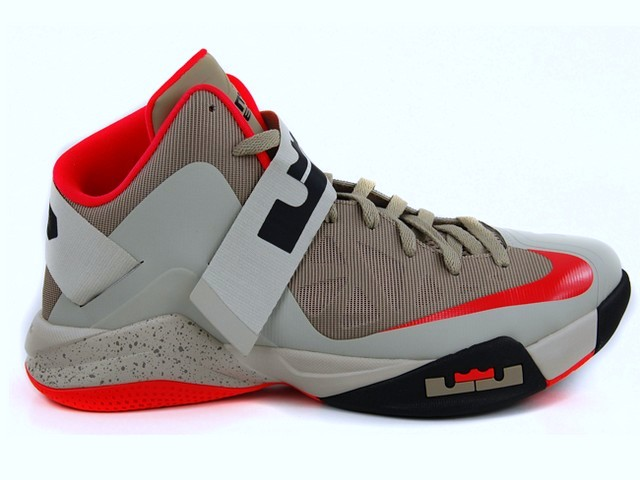 3a6d84686b33 ... Bamboo Bright Crimson-Black. New 8220Bamboo8221 Nike Zoom LeBron  Soldier VI Available Online ...