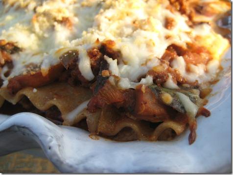 The Feauxcajun Kitchen Super Cheesy Lasagna With A Surprise