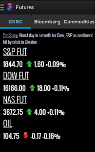Stock Futures - screenshot thumbnail