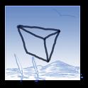 OpenGL ES Pyramid icon