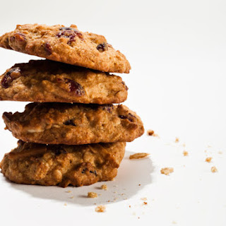 Almond-Cranberry Quinoa Cookies
