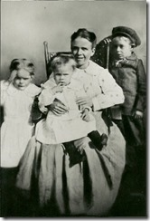 GrandMa Mamie with Kids