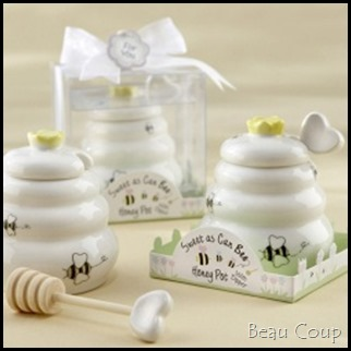 Sweet as Can Bee Mini Honey Pot