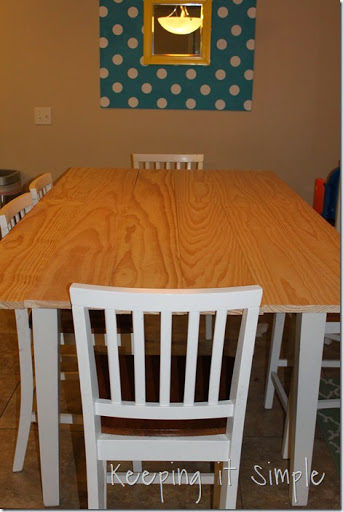 diy dining table with burned wood finish  bernzomatic   diy dining table with burned wood finish using a bernzomatic blow      rh   keepingitsimplecrafts com