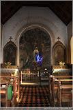die kleine Kirche von innen