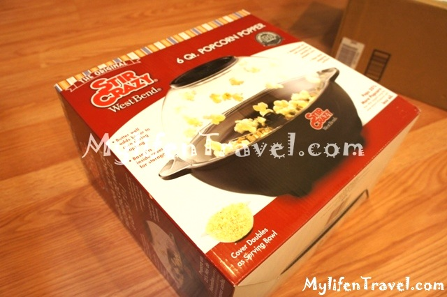 Pop Corn Maker 08