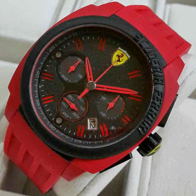 Jual Jam Tangan Ferrari, Jam Tangan Ferrari, Harga Jam Tangan Ferrari, Jam Ferrari, Ferrari,