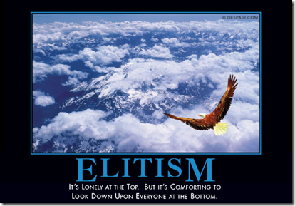 Elitism - Despair.Com