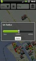 Screenshot of AdriaATM