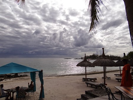 Dimineata in Mauritius