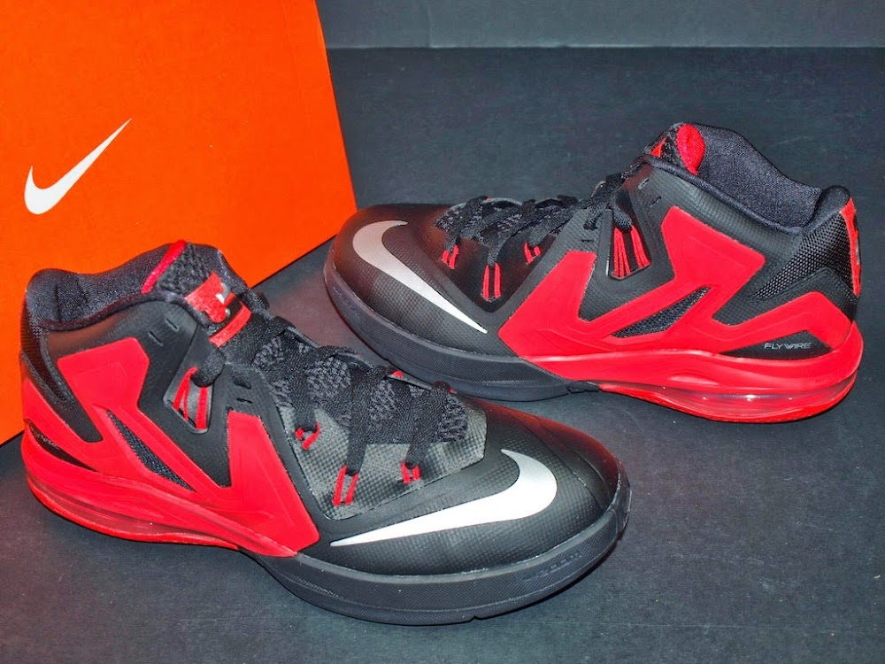 competitive price e5ade 08b88 ... Nike Ambassador VI 8211 Black Red 8211 Available in Asia ...