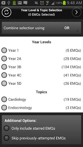 MUMUS Revision Study App