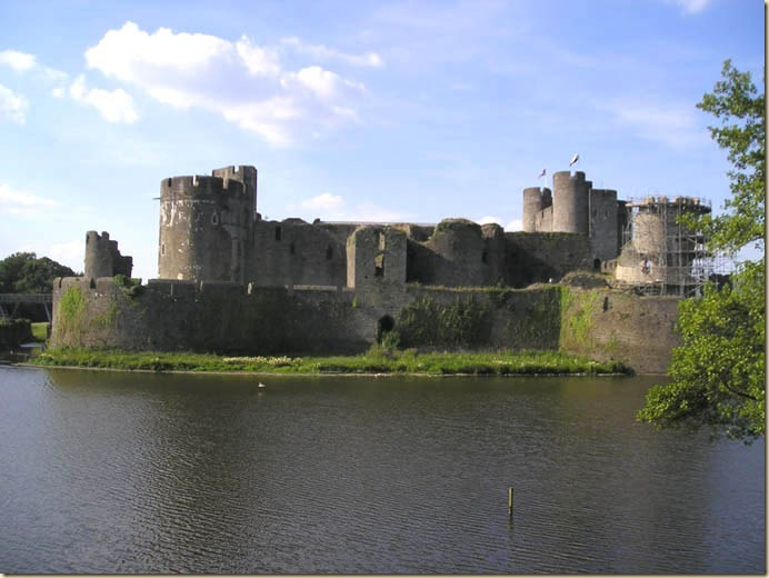 caerphilly castle26