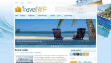 Travelwp blogger template 225x128