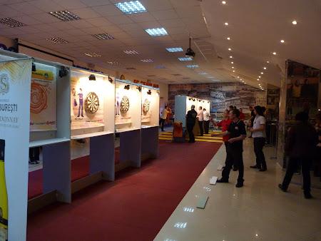 Sport Romania: campionat darts