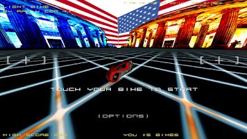 Screenshot of Tron HD 3D LightBike